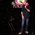 Headlining at The Punchline